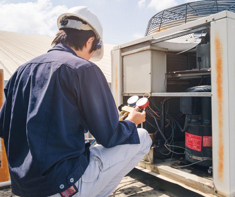 manutenzione impianti condizionamento e idraulici