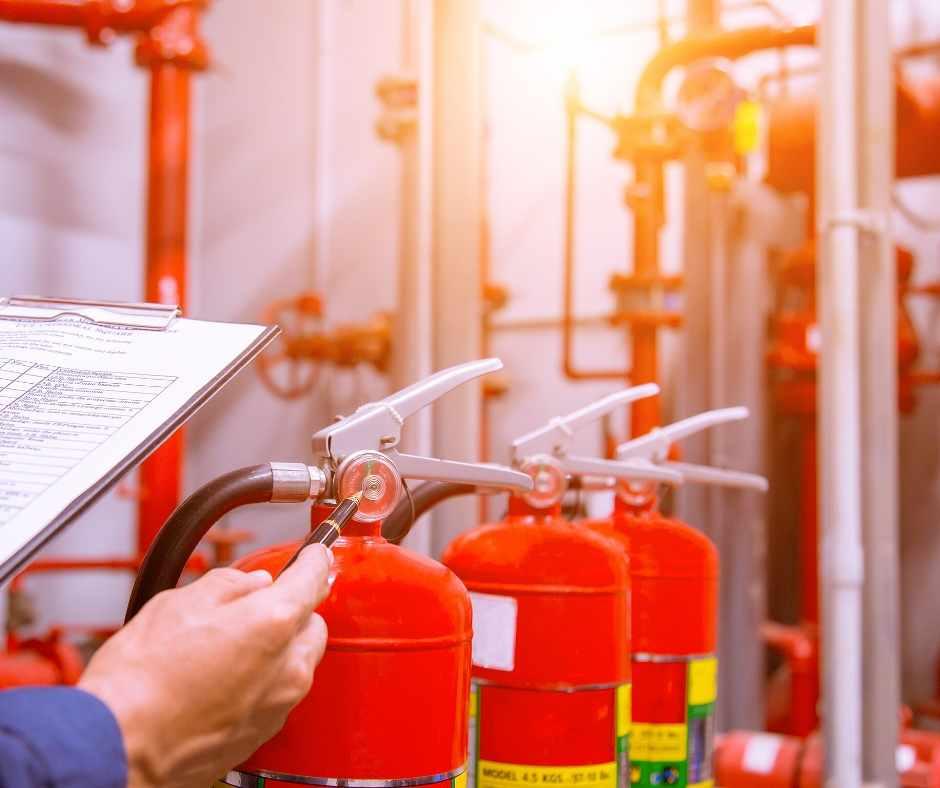 manutenzione impianti antincendio Brescia