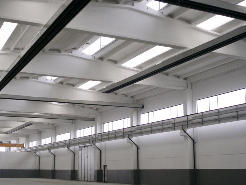 impianti di condizionamento industriale per capannoni