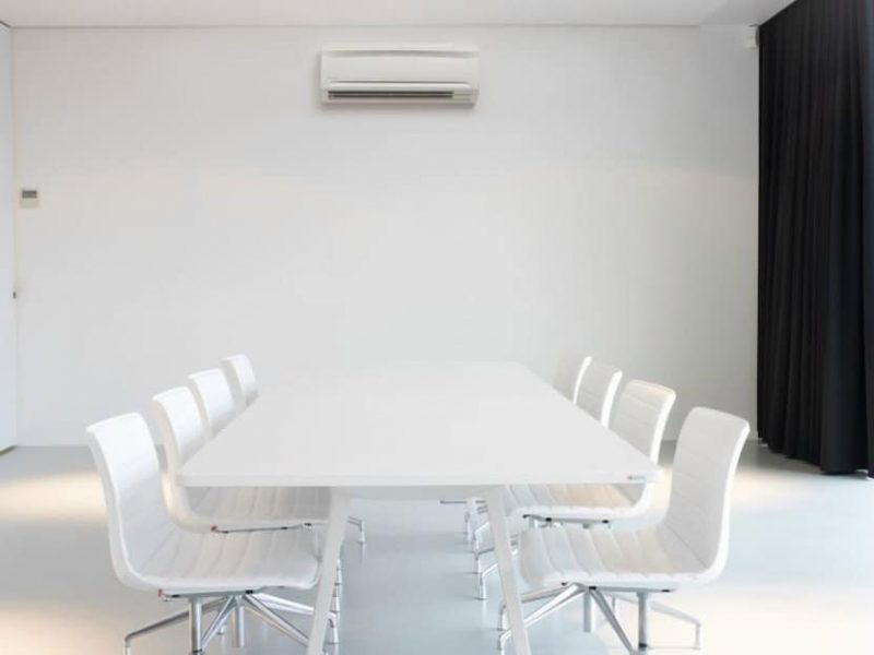 impianti di condizionamento per uffici